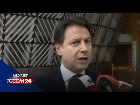 "Coronavirus, Conte: ""L'Italia ha adottato misure adeguate, niente allarmismi"""