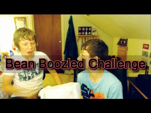 Bean Boozled Challenge! w/ Luke