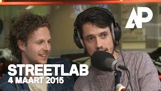 De Avondploeg – Streetlab: 'Veel gênante momenten bij elkaar!'