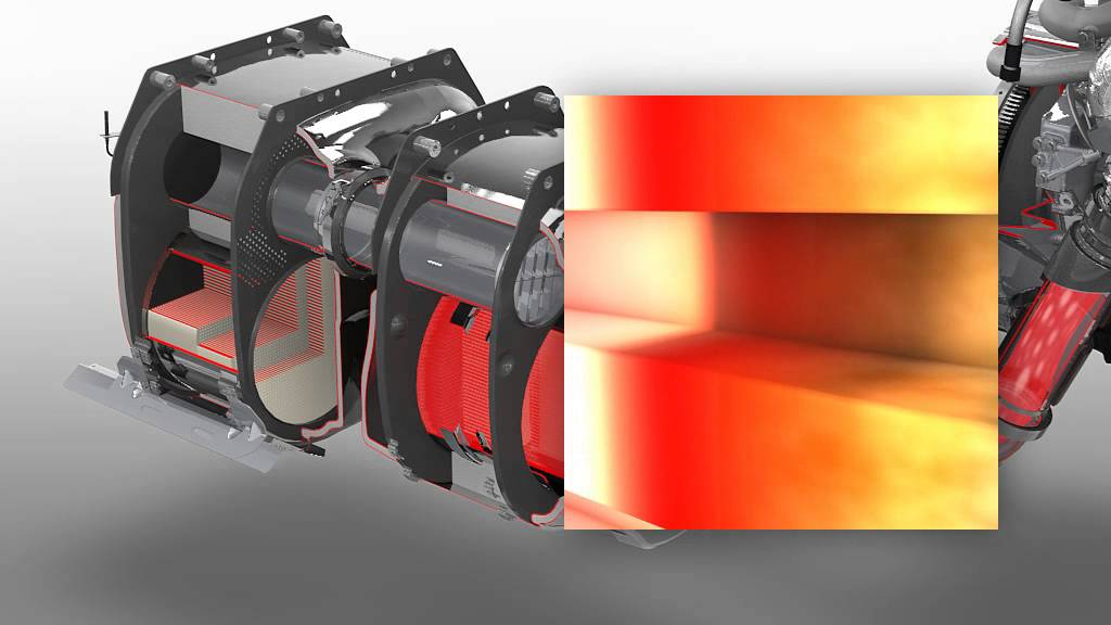 daf: paccar mx13 engine aftertreatment system (euro 6 2013-2016) - youtube