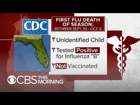 Survey reveals misconceptions among parents on flu shots