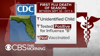 Survey reveals misconceptions among parents on flu shots