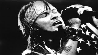 Guns n Roses - The Band That Time Forgot - Full Movie