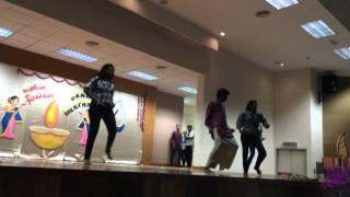 uthm natchatira dance ( inky pinky )