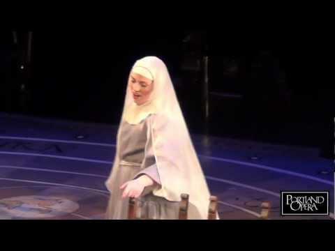 Portland Opera's Galileo Galilei - Production Montage