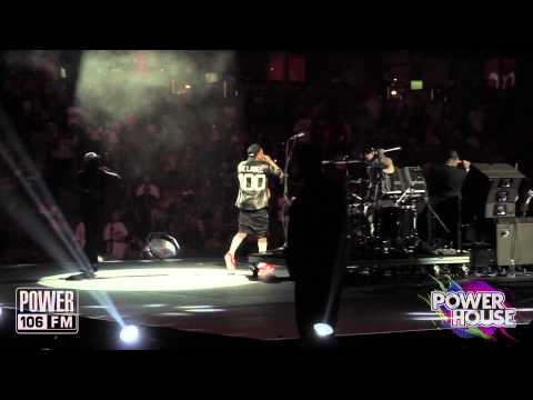 """YG Performs """"Who Do You Love"""" Live at POWERHOUSE"""