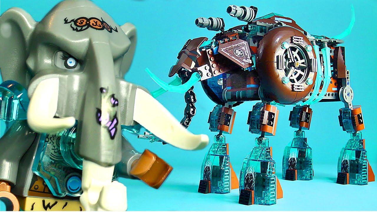 Lego Chima Eismammut