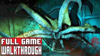 nARCOSIS Gameplay Walkthrough Part 1 FULL GAME - No Commentary (PC Horror)