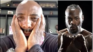 'YOU AIN'T THE KING ANYMORE!!' - SHOCKED JOHNNY NELSON ON WILDER ACCUSATIONS - SAYS 'ITS BULL****!'