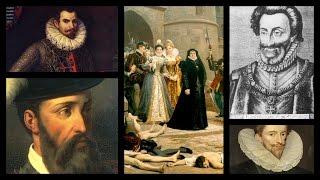 История нового времени: 1500-1800 #5: Конкиста и религиозные войны во Франции