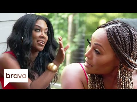 Kenya Moore Clashes With Cynthia Bailey and Eva Marcille   RHOA Highlights (S12 Ep5)