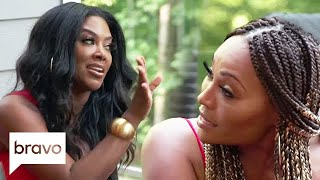 Kenya Moore Clashes With Cynthia Bailey and Eva Marcille | RHOA Highlights (S12 Ep5)