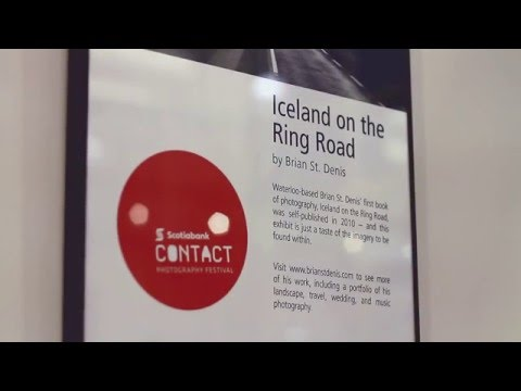 Iceland on the Ring Road - Exhibition Opening