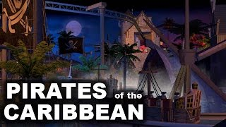 RCT3 Pirates of the Caribbean - Indoor Theme Park HD