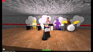 Roblox: Five Nights At Freddys Remix Music