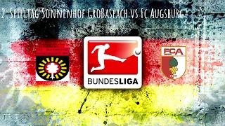 18.2.17 Sonnenhof Großaspach vs Fc Augsburg