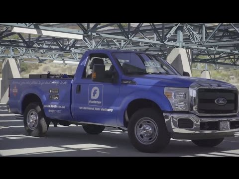 Fuelster - On-Demand Fuel Delivery