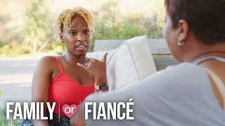 Cortne' Hashes It Out with Justin's Mom | Family or Fiancé | Oprah Winfrey Network