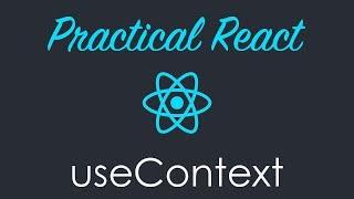React Hooks useContext Tutorial (Storing a User)