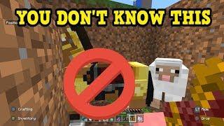 Minecraft Xbox / PE - You Don