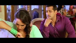Saanson Ne Baandhi Hai Dor Piya Full Video Song Dabangg 2   Salman Khan, Sonakshi Sinha   YouTubevia