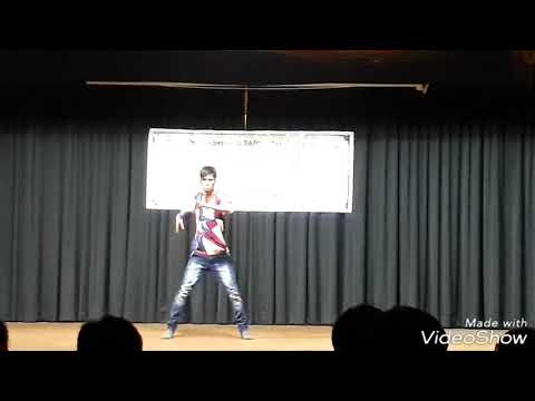 Raguvaran BTech amma amma song dance by vinod,//most emotional dance