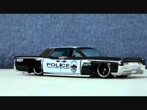 Awesome Hot Wheels Car 64 Lincoln Continental Video