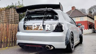 Virtue-EP Reborn!(New fender flares)   Prepping for JDM Combe 2018   Widebody EP Civic Build