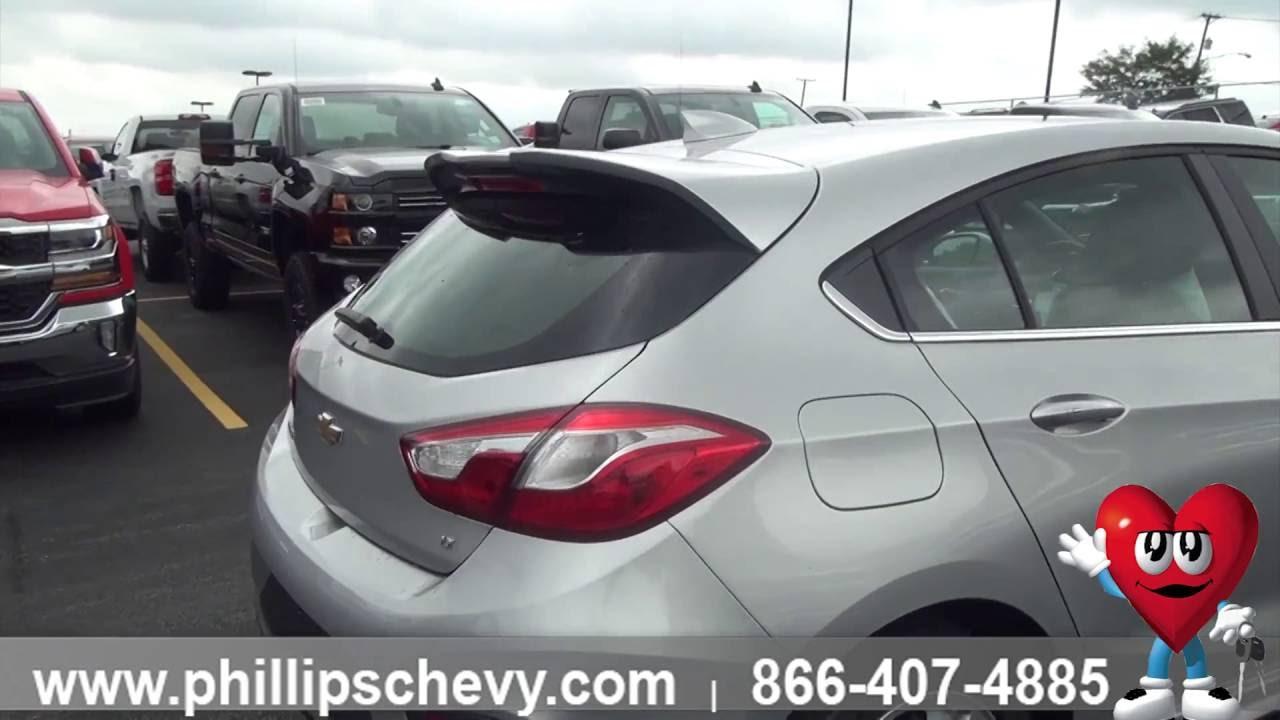 Phillips Chevrolet Chevy Cruze Hatchback Walkaround - Chevrolet dealer chicago