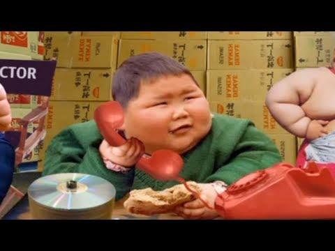 Charlie Wong Cinema Shot   Fonejacker - Season 1 Episode 2