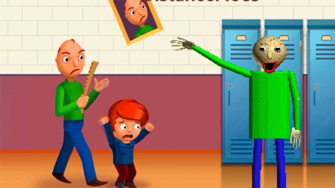 Download Baldi's Basics in Education and Learning latest 1 ...