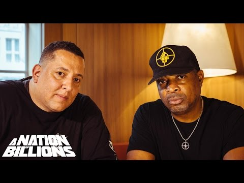 Chuck D From Public Enemy Speaks To a Nation of Billions