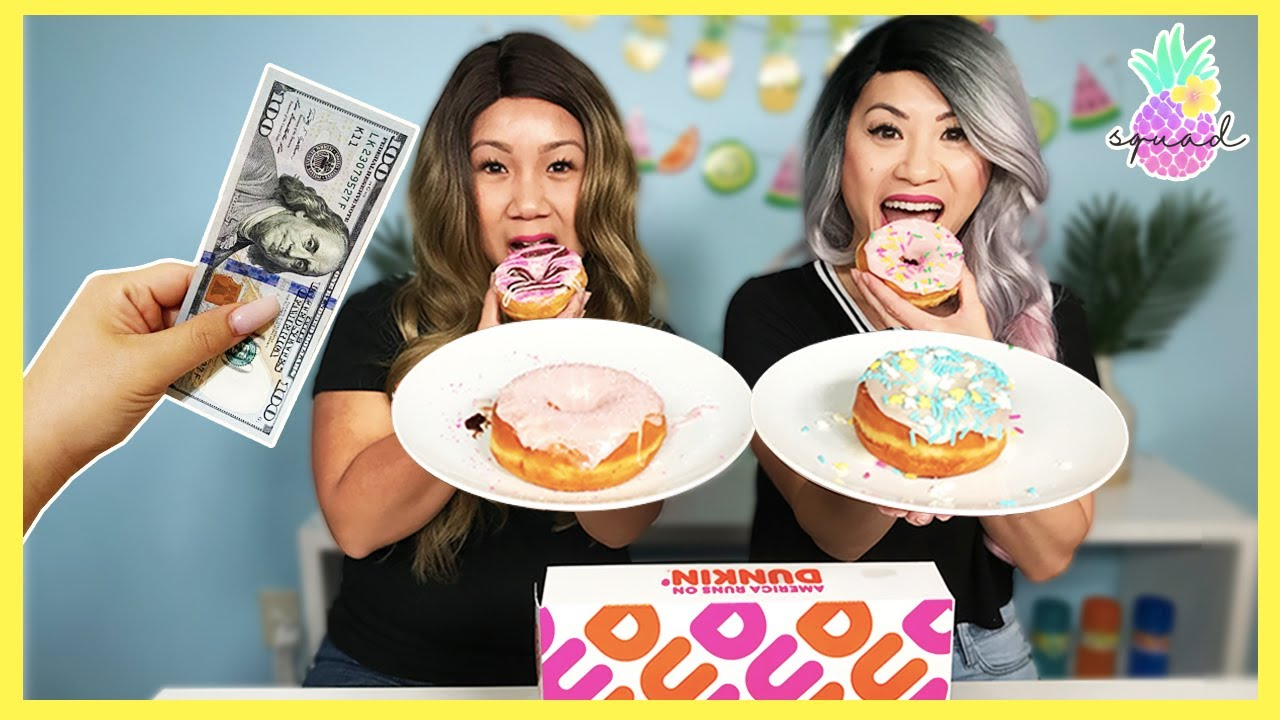 Best TikTok Donuts DIY Wins $100 Dollars Challenge!
