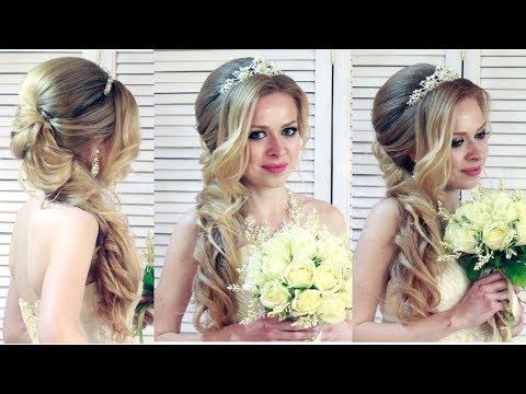 🌸Прическа на Выпускной. Греческая Коса на бок. Amazing Hairstyle Tutorial Compilation 2017😍💋