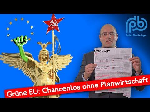 """EU-Mondmoment: Schnapsideen vom """"Green Deal"""" bis zum """"Gerechten Übergang"""" – Boehringer Klartext (89)"""