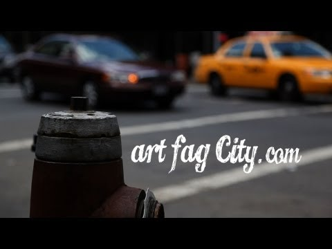 Art Fag City - Notorious Art Blog