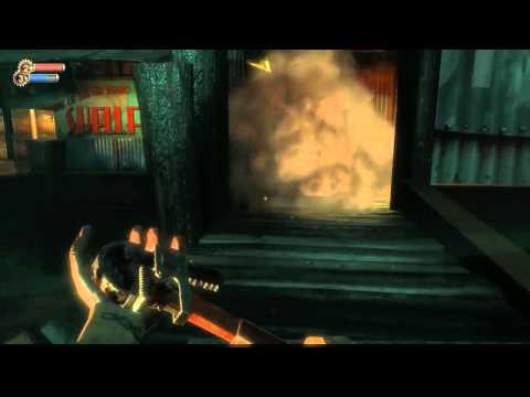 "Guia/Let's play ""Bioshock"" - Capitulo 4"