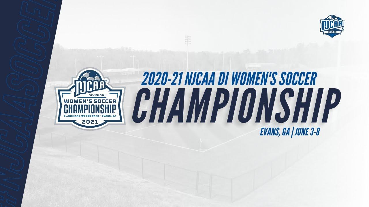 2021 NJCAA Division I Women's Soccer Championship - Bracket Reveal