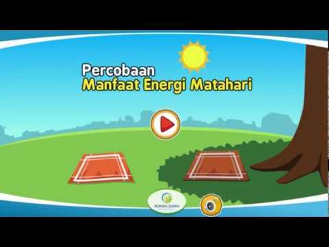 Apa Saja Manfaat Energi Matahari Bagi Kehidupan? - YouTube