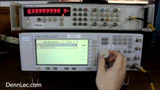 Agilent Hewlett Packard HP E4425B ESG-AP Series 250 kHz - 3.0 GHz Signal Generator