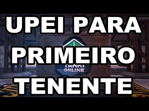 TANKI ONLINE - RUMO A LENDA #186 (UPEI PARA PRIMEIRO TENENTE)