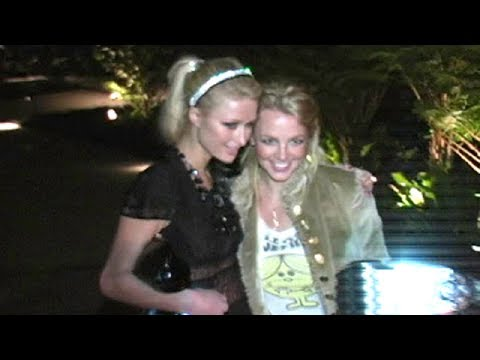 Britney Spears And Paris Hilton Hang Loose [2006]