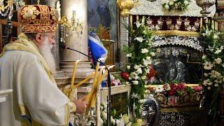 Πανηγυρική Θεία Λειτουργία Εορτής Αρχαγγέλων 08-11-2019