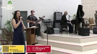 Culto de Adoração - 11/04/2021 - Igreja Presbiteriana do Calhau