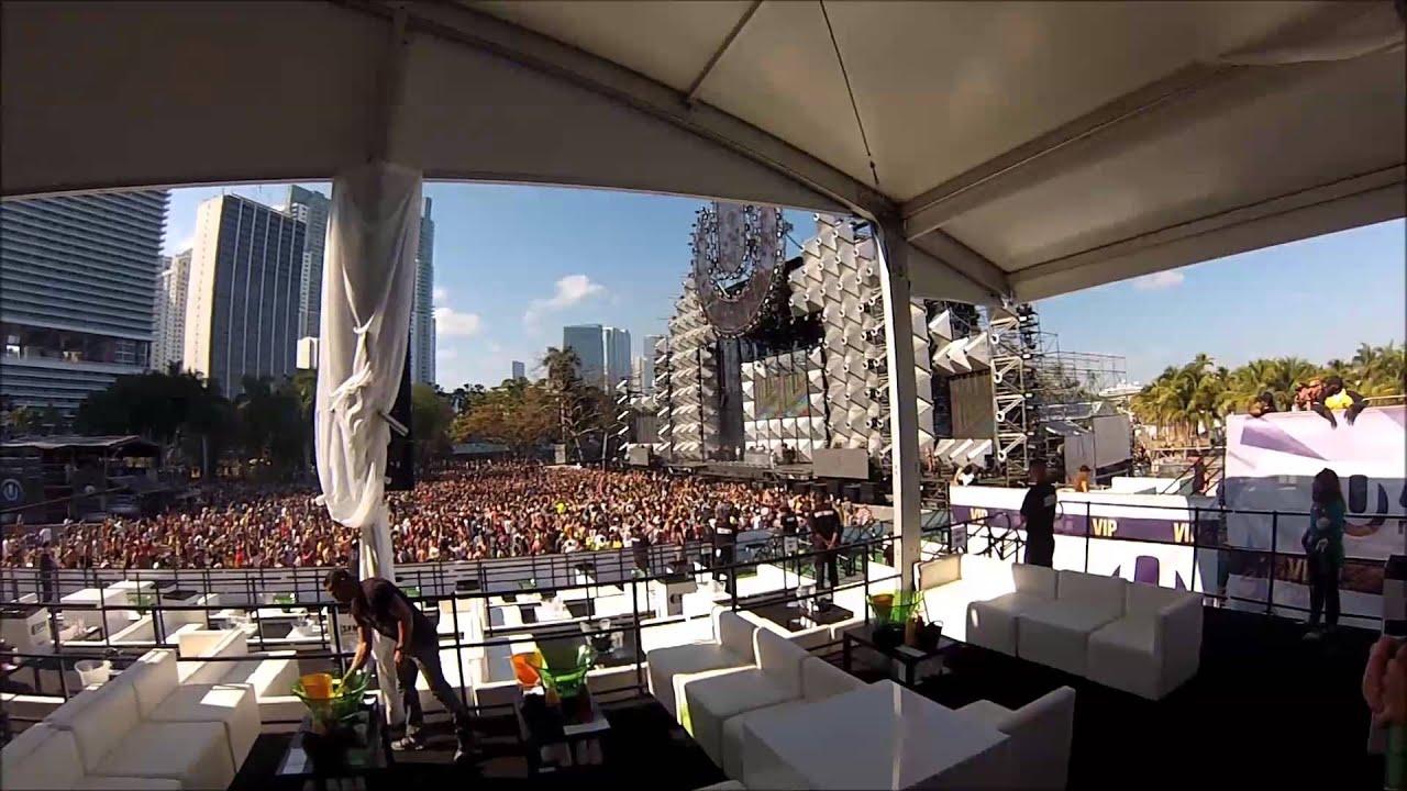 Flux Pavilion & Doctor P - Ultra Music Festival 2013 Weekend 1 VIP
