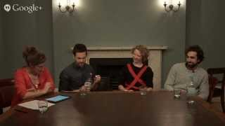 #HangoutWithFox: Live From London With The Cast Of Da Vinci's Demons