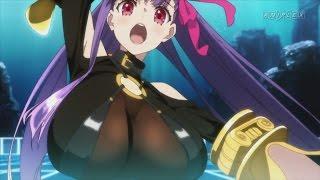 Fate Grand Order コラボCM集 2