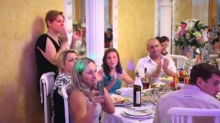 08 08 2015 Веселая свадьба Ольги и Александр