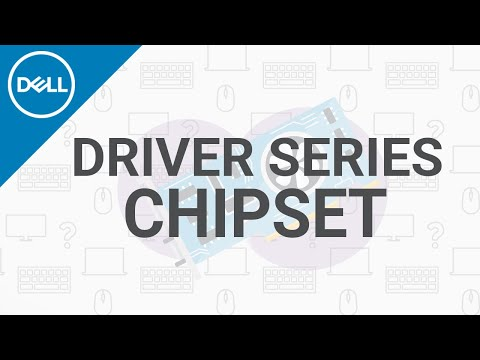 How To Install Chipset Drivers Windows 10 (Official Dell Tech Support)