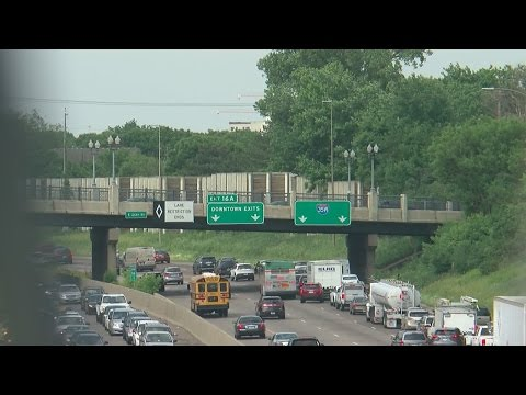 I-35W To Undergo 4-Year Construction Project In South Minneapolis
